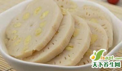 大暑时节养脾胃:莲藕蒸绿豆