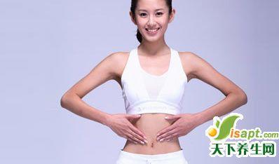 促血脉调气息按摩4法:捏脊 推背 摩腹 触腋