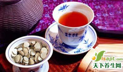除湿利水茶100方(六)