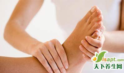 按摩脚部这5处 祛病强身保健康