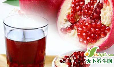 秋季养生宜喝5种果汁
