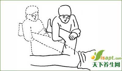腰椎骨质增生的推拿疗法