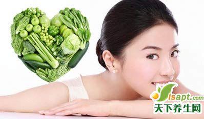 范志红:蔬菜多一些 癌症少一些