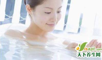 祛痱 护肤5药浴方
