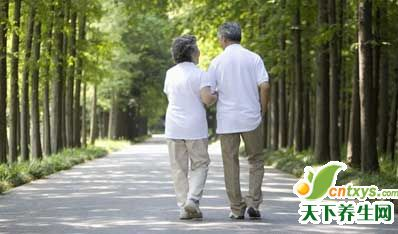 晚饭后如何正确而健康地散步?