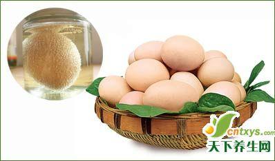 醋蛋液可辅助治疗老年慢性病