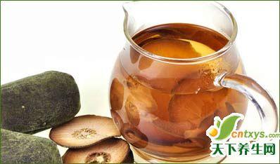 秋季需养生 多喝秋季养生8茶
