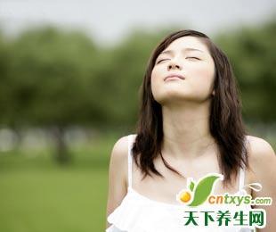 秋季养肺8法