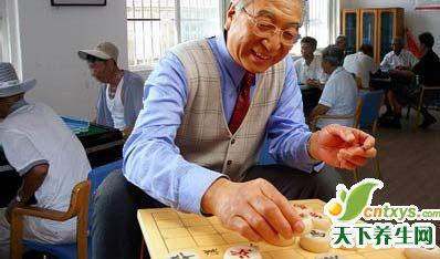 健康大讲堂:帮老人解心病