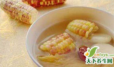 玉米须功效及经典9方
