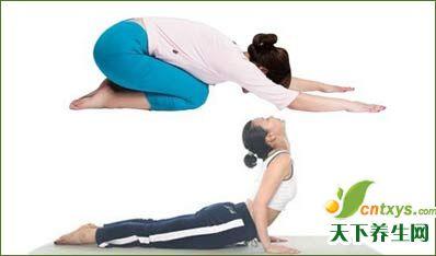 冬季瑜伽-促循环、抗感冒