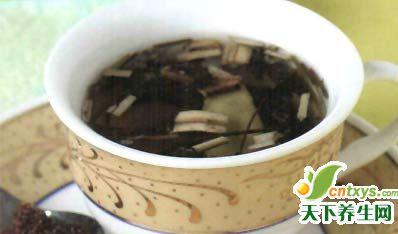 """风寒感冒喝""""五神汤""""代茶饮"""