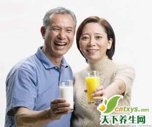 老人补钙怎么效果最好?
