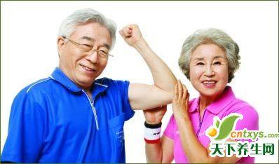 肩周炎患者科学锻炼来解忧