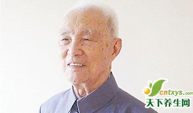 揭秘老兵方阵第一人:102岁的陈廷儒养生观